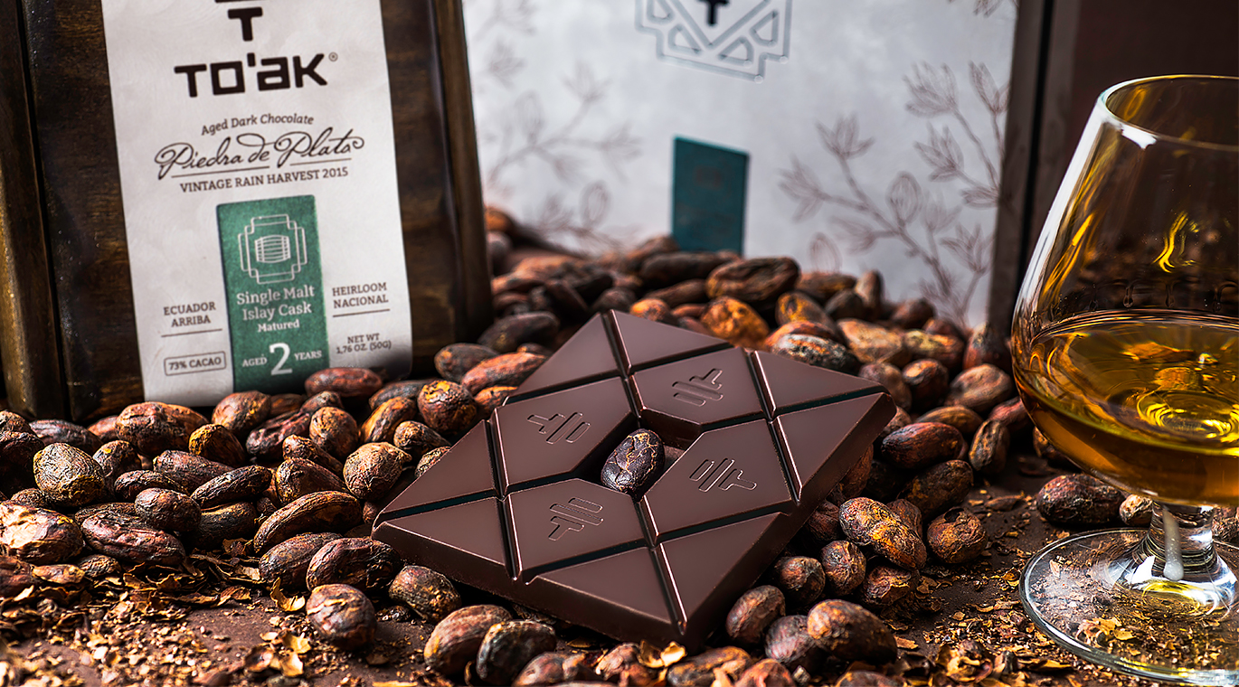 Toak, Aged darks chocolate