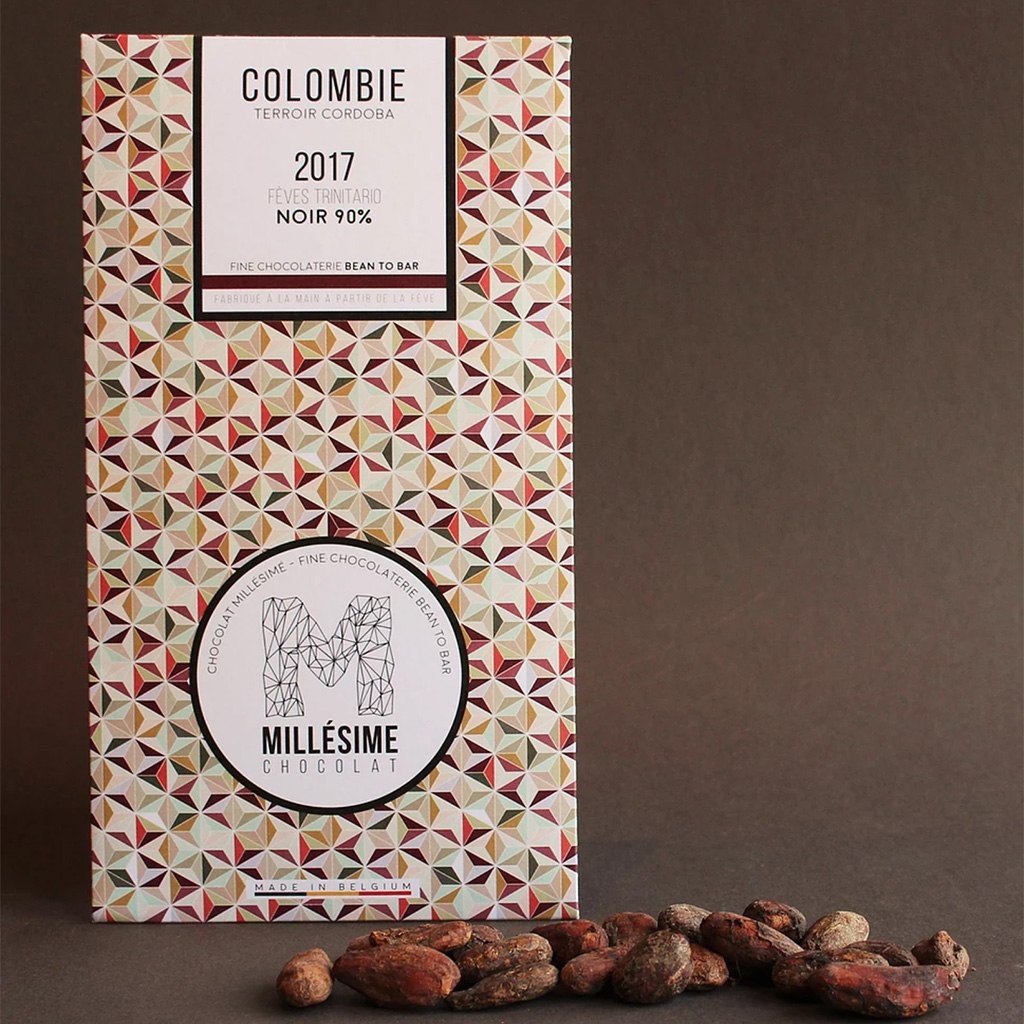 Colombie Millesime chocolate 2017